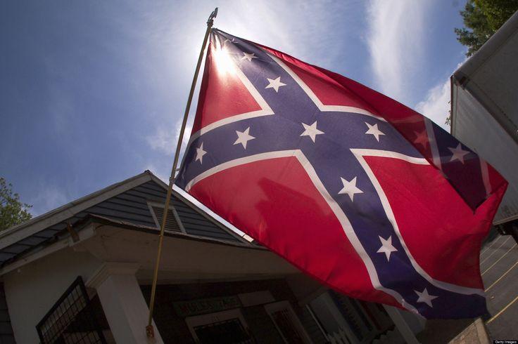 confederate flag texas