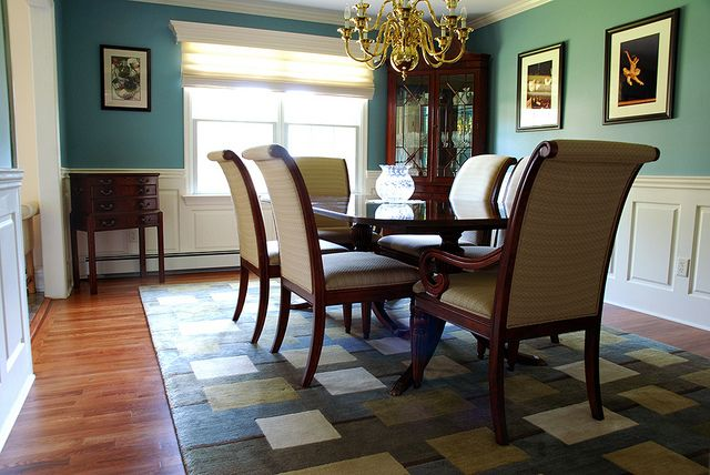 dining room wainscoting interior design pinterest