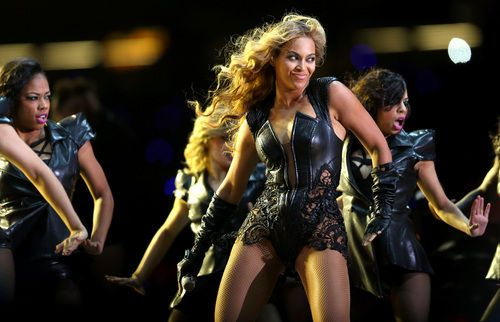 Super Bowl Halftime Performance Was Electrifying (Maybe Even Literally ...
