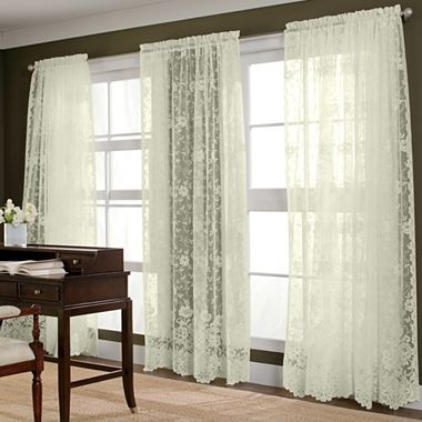 Pin by camille combs on window treatments pinterest for Dining room jcpenney