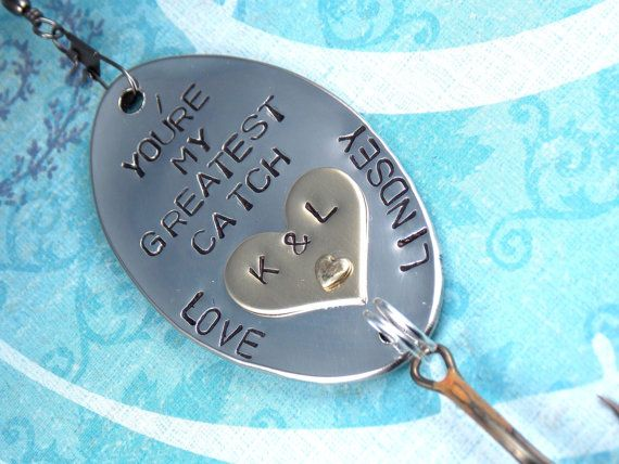 Greatest catch personalized fishing lure custom fishing for Personalized fishing lure
