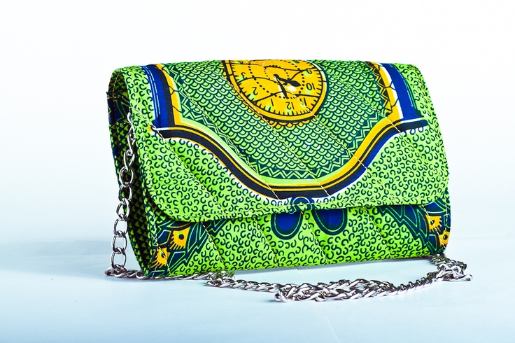 African Prints in Fashion: Diversity: Bags by O'Eclat