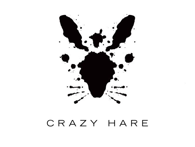 Sketchy rabbit? Nope, Crazy Hare!