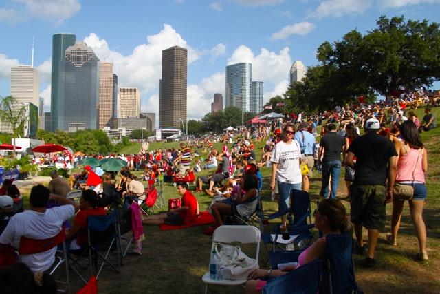 Freedom Over Texas 2012