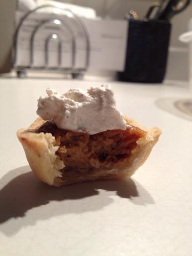 Classic Pumpkin Pie With Cinnamon Whipped Cream Recipes — Dishmaps