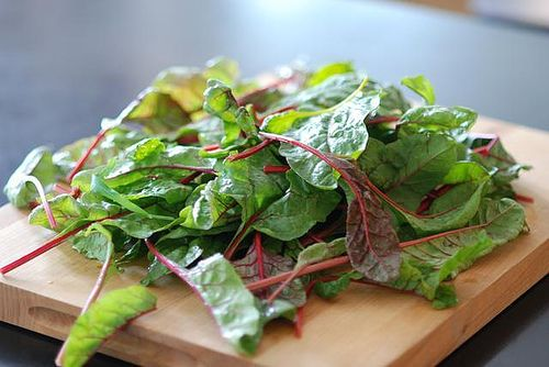 Braised beet greens. Beet greens are perfect for braising. A longer ...