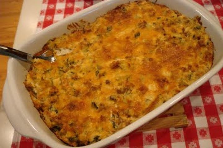 Low fat zucchini casserole | Yum | Pinterest