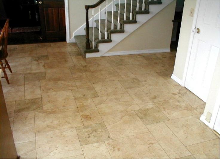 Concrete That Looks Like Tile Concrete Floors Pinterest