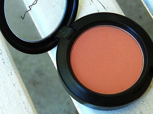 mac coppertone blush - photo #35