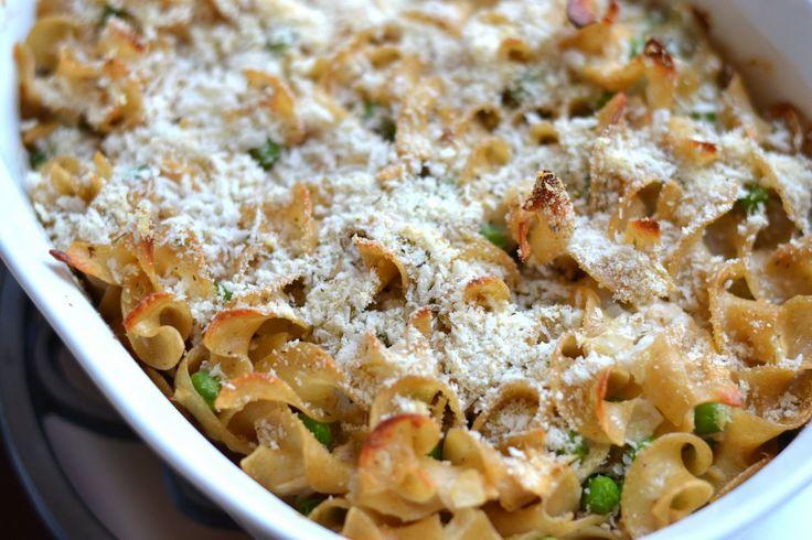 Tuna Noodle Casserole | Recipes | Pinterest