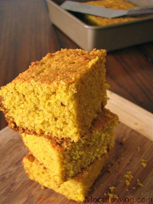 Pumpkin Cornbread | Yum Yum | Pinterest