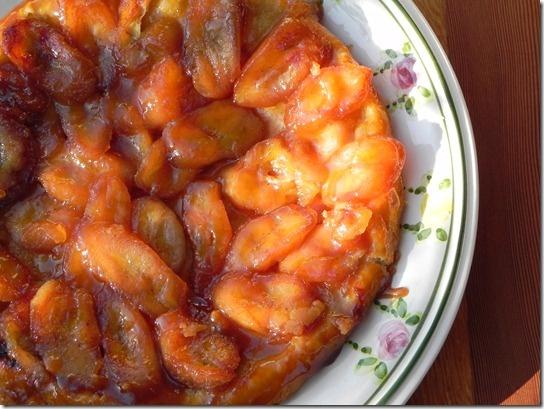 banana upside down tart | Sweets/Treats... | Pinterest