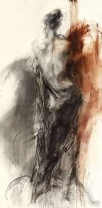 Anna Razomovskaya paint :  La marquise