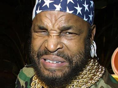 Mr T from the A Team   Where are they now   Pinterest