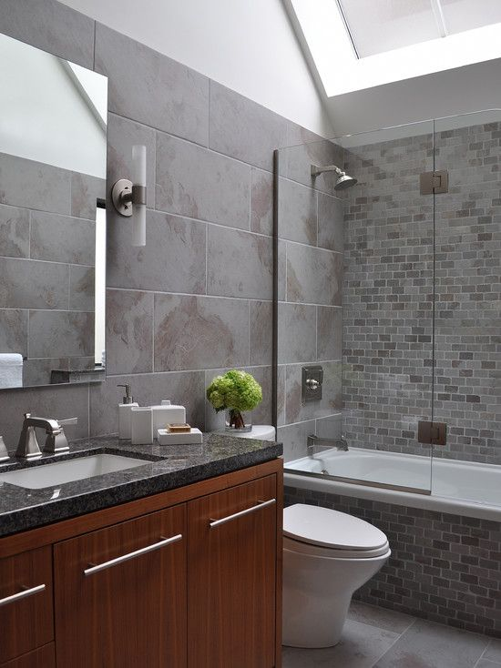 Guest bathroom design for the home pinterest - Guest bathroom remodel designs ...