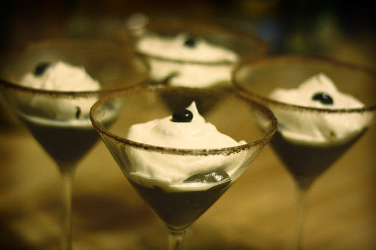 Guinness Chocolate Puddings | Food-Dessert | Pinterest
