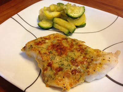 Broiled Parmesan Grouper | Repeater Recipes | Pinterest