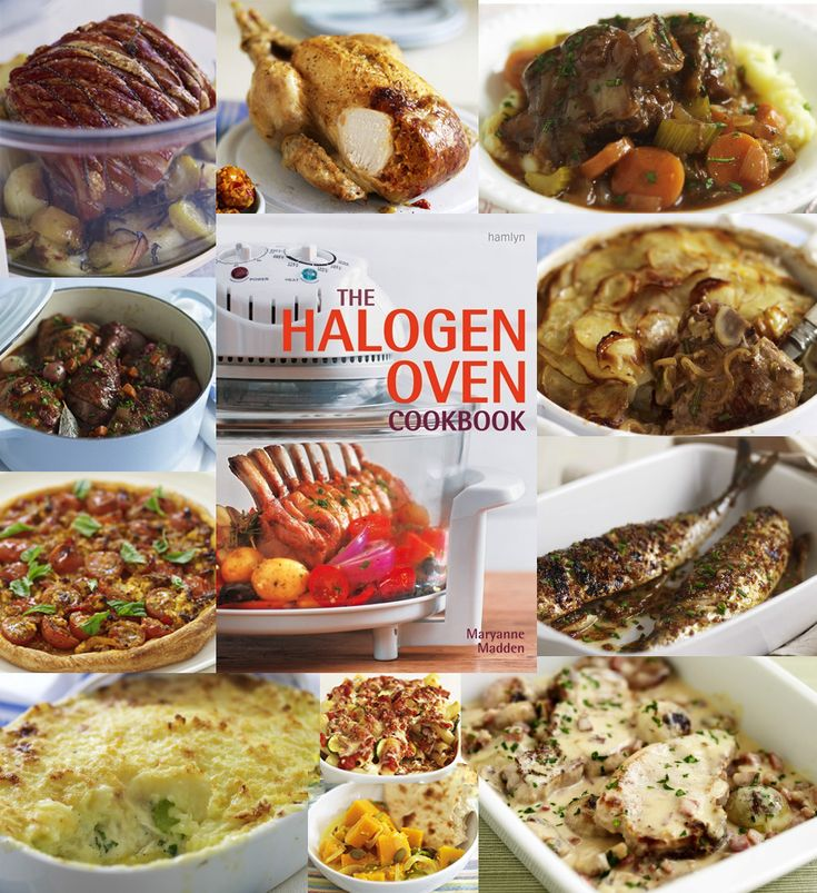 Countertop Halogen Convection Oven Recipes : ... recipes, youll discover how easy cooking with a halogen oven can be