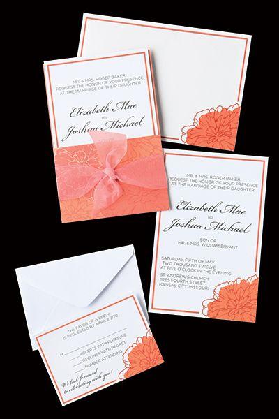 Hobby lobby wedding invitations templates quotes for Hobby lobby wedding program templates
