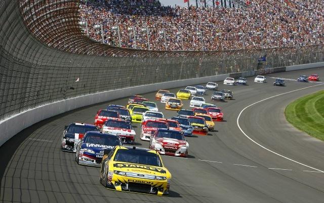 nascar race today on comcast