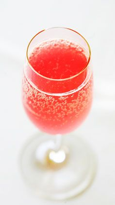 Rosemary Lemon Rhubarb Spritzer (Making these tomorrow for my dinner ...