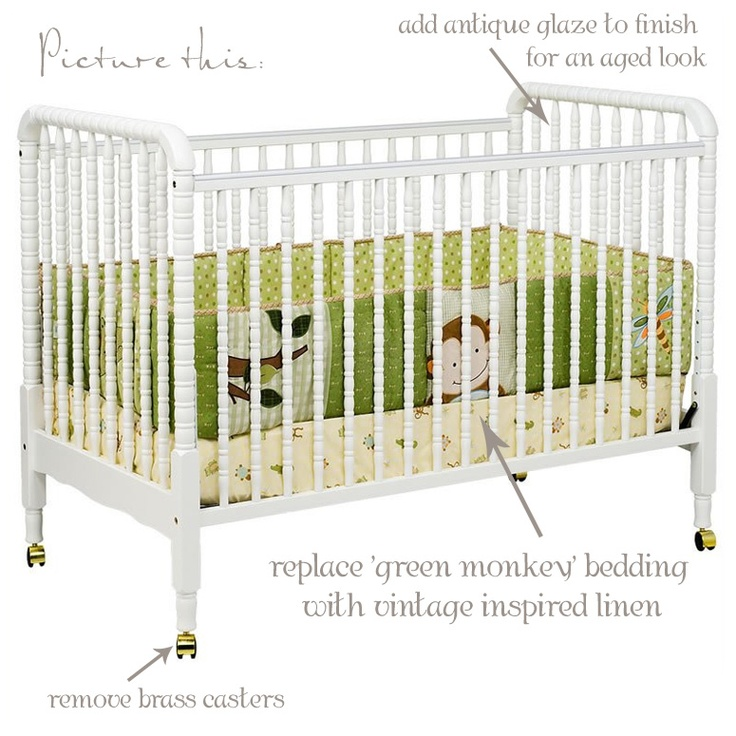 jenny lind crib antique white creative ideas of baby cribs