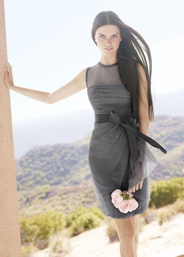 Ke Ying's Fashion And Stylish Blog: Vera Wang Bridesmaid Dresses 2013 Design