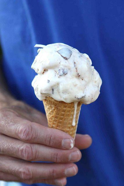 Almond Joy Ice Cream Recipe by CookinCanuck, via Flickr