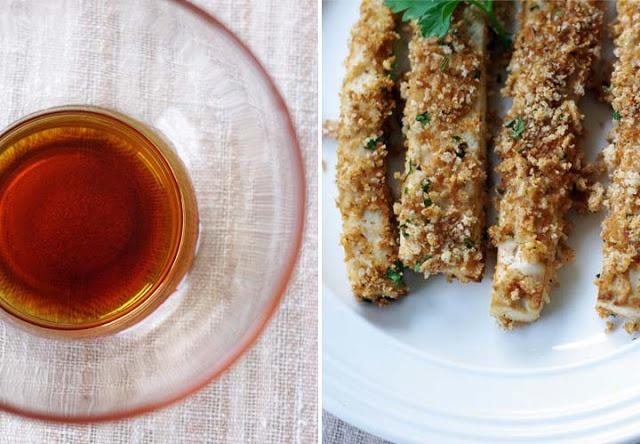 Baked Tofu Sticks | Vegan | Pinterest