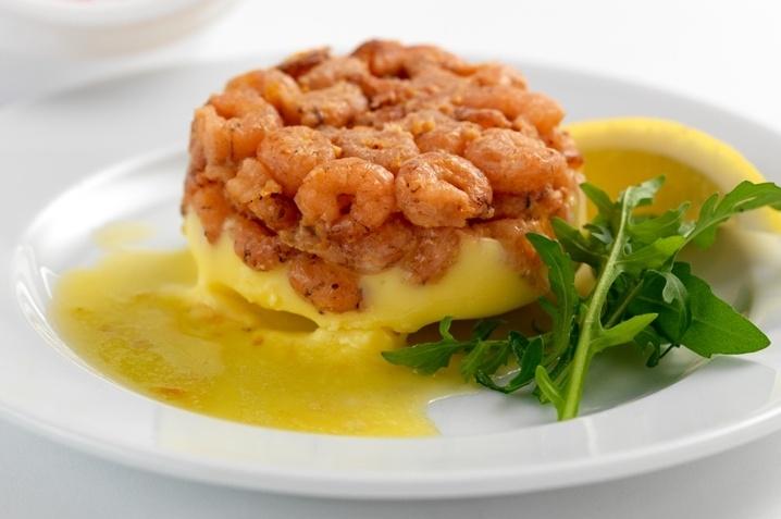 Potted shrimps. | Food! | Pinterest