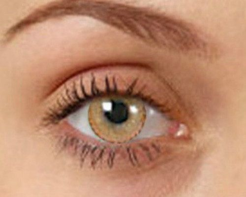 Light Hazel Fashion Color Contact lenses