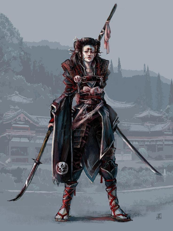 Onna bugeisha may want to make practical amendments and such but i
