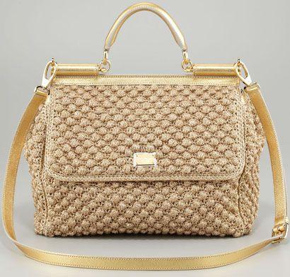 Crochet Designer Purse Patterns : ... Handbags - Purses, Designer Handbags and Reviews at The Purse Page