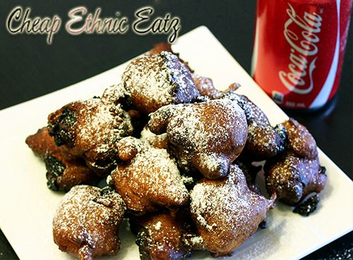 Deep Fried Coke fritters | Creating in the kitchen | Pinterest