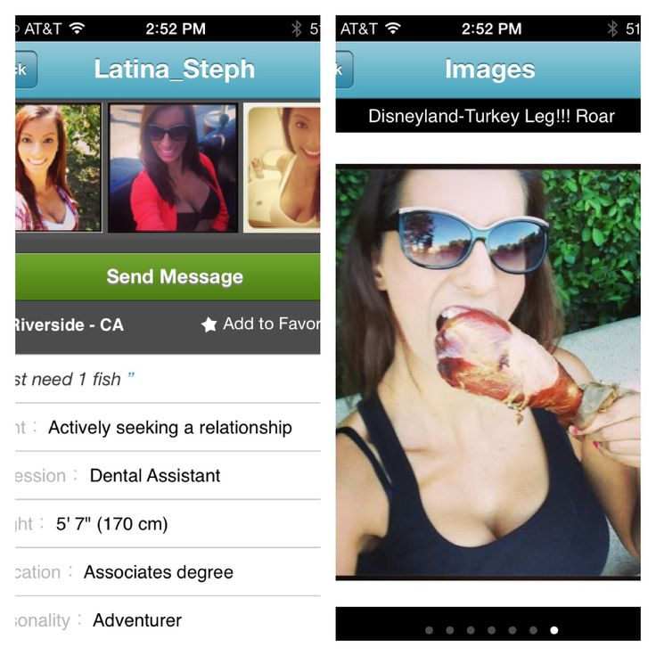 Funny dating profiles that work