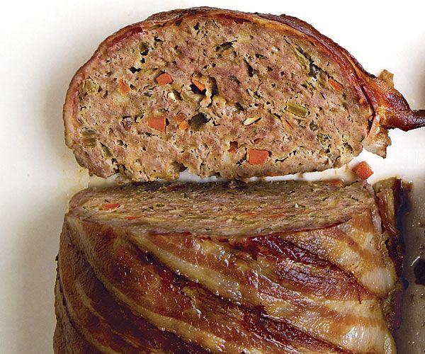 Stout & Cheddar Meatloaf - St Patty's day alternative