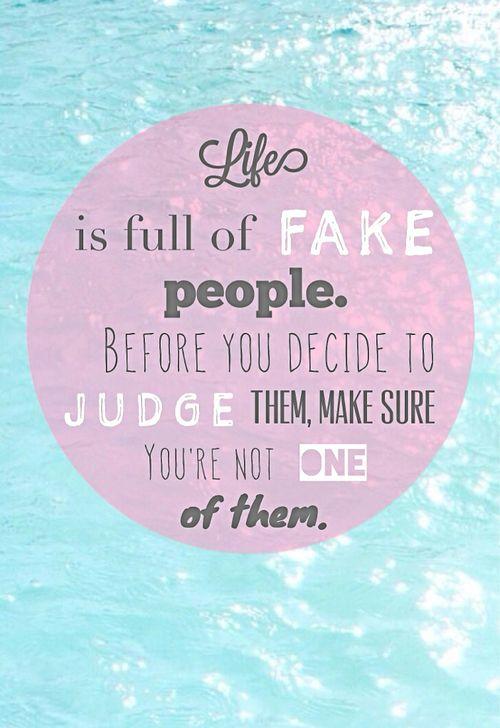 Be genuine quotes pinterest