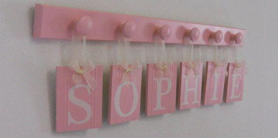 Personalized nursery wall
