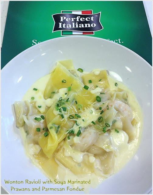 Pea And Parmesan Wonton Ravioli Recipes — Dishmaps