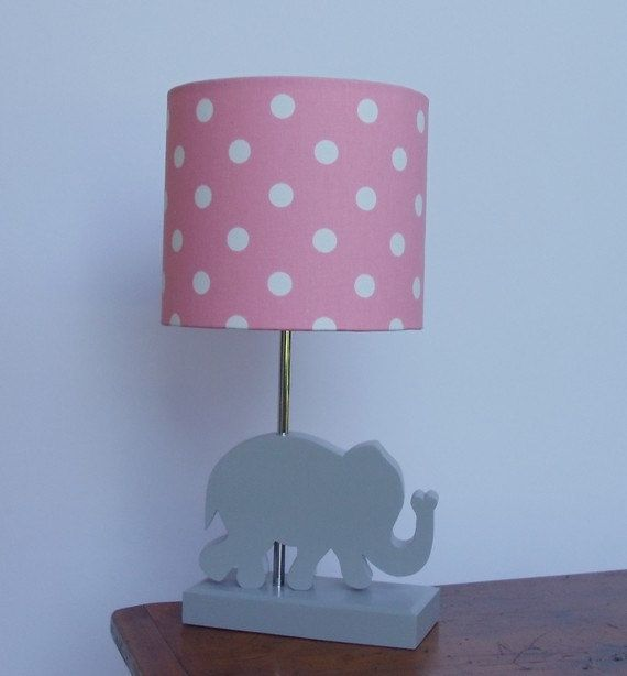 elephant lamp handmade wooden animal desk or table lamps great for. Black Bedroom Furniture Sets. Home Design Ideas
