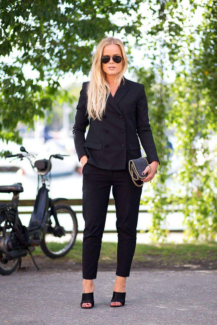 tidy. back to black. Stockholm.