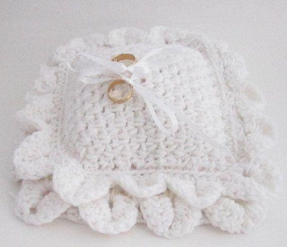 Wedding Ring Pillow Pattern