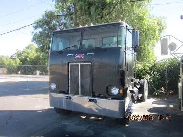 peterbilt trucks california single axle