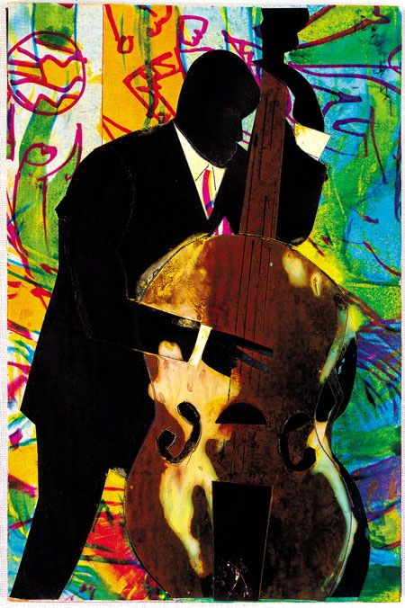 Romare Bearden I love his collage works and his series of the northern ...