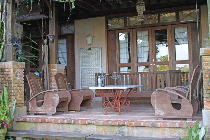 Traditional Filipino House Philippine Interiors And Architecture