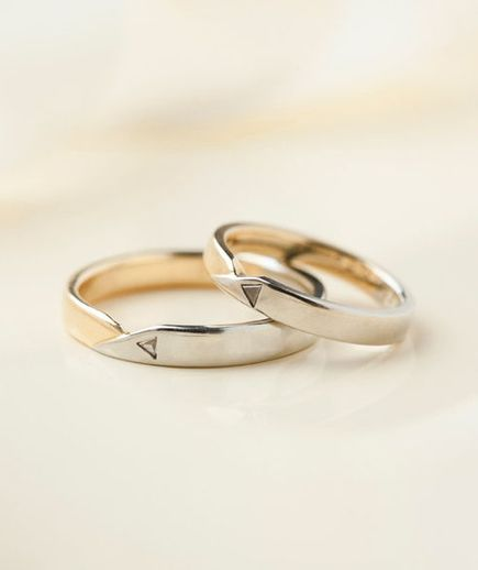 Want a simple wedding band while others dream of a sparkly ring