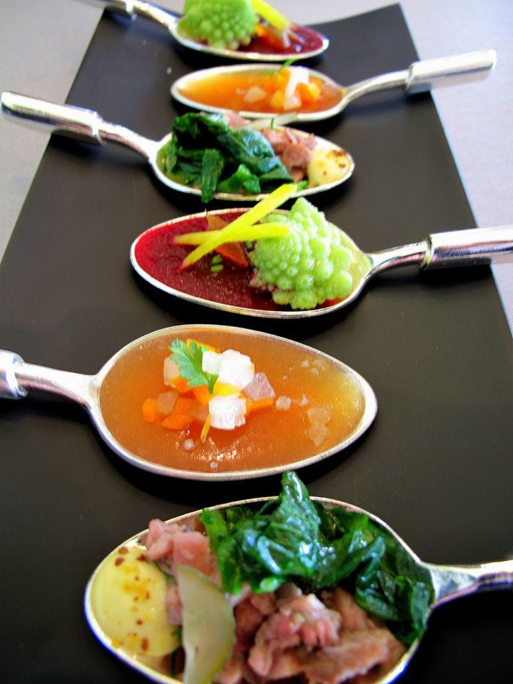 Amuse bouche michel bras food plating ideas pinterest for Amuse bouche cuisine