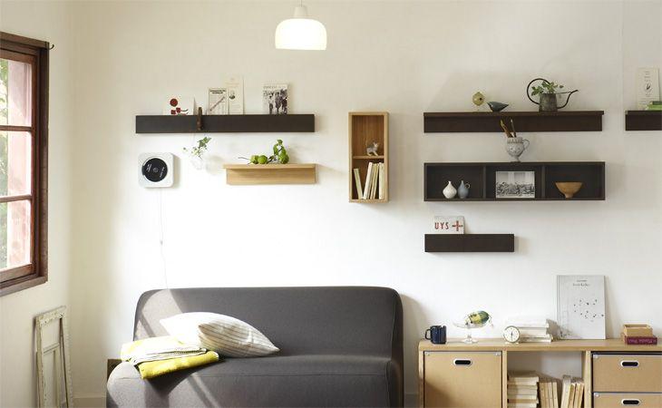 Muji Wallmount Furniture Miji Pinterest