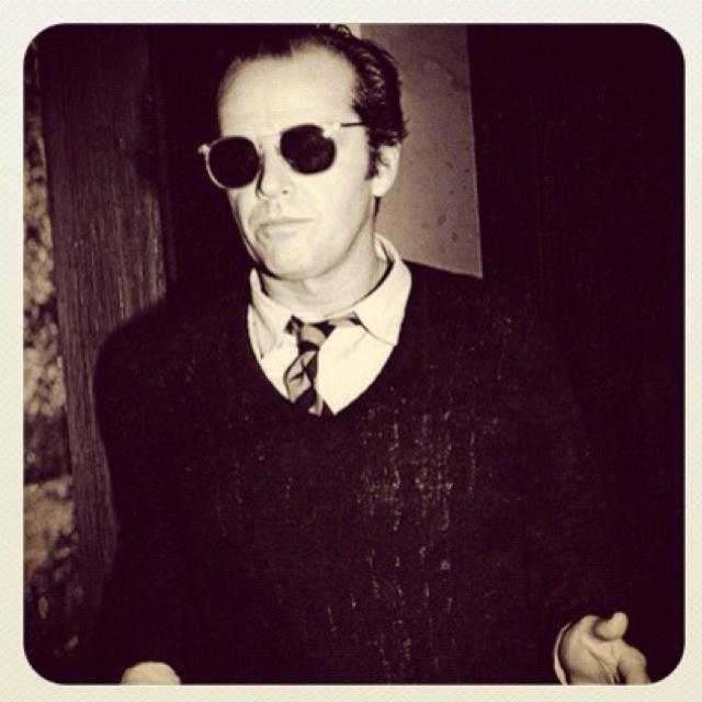 Jack Nicholson's Style...