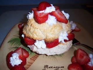 Old Fashioned Strawberry Shortcake | Indulge | Pinterest